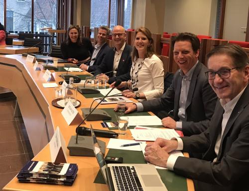 Nieuw strategisch plan VAB 2019-2022