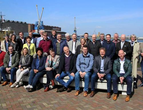 VAB en BKL op werkbezoek naar Rotterdam