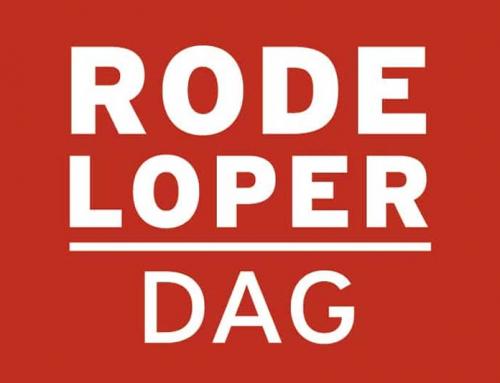 21 november: Rode Loperdag in Nijkerk bij Kade 10
