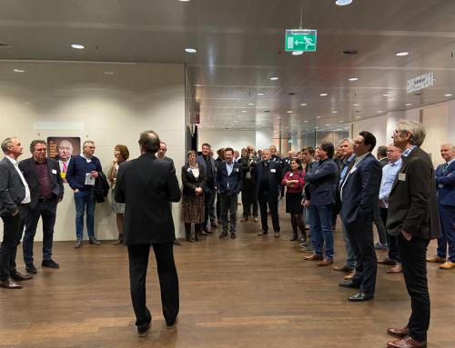 VAB en BKL op werkbezoek bij de Provincie Utrecht